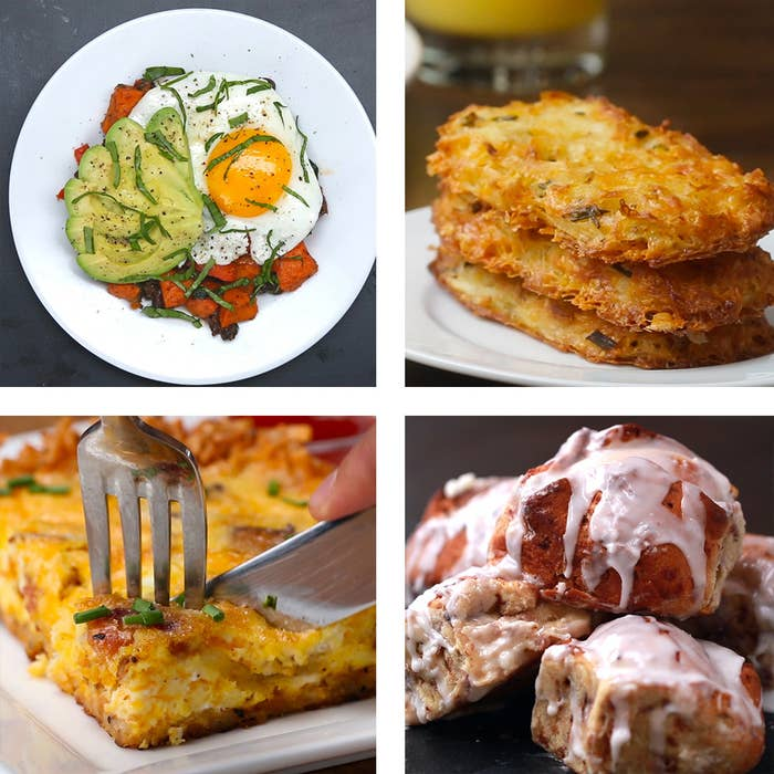 You Should Make One Of These Seven Brunch Recipes This Weekend