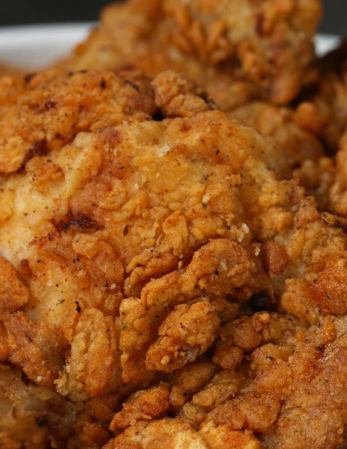 Tasty cook off fried chicken buttermilk fried chicken thighs forumfinder Images