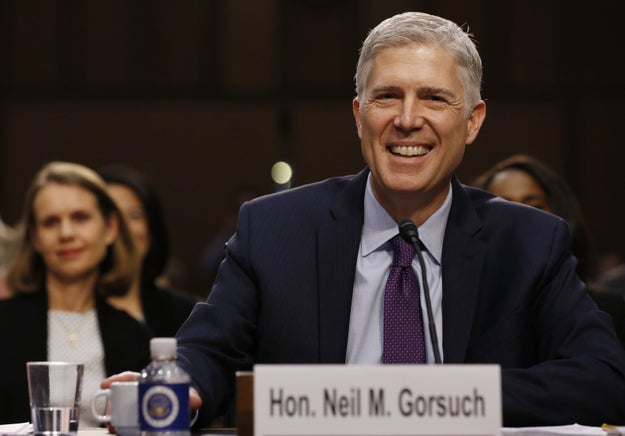 The Senate Has Confirmed Neil Gorsuch To The Supreme Court