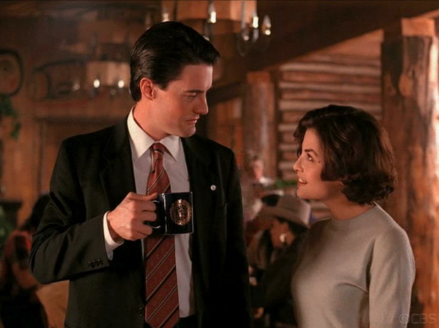 Kyle MacLachlan (Agent Cooper) was the one who squashed all of our Dale-Audrey shipping dreams.