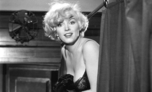 The conspiracies surrounding Marilyn Monroe's death influenced the show.