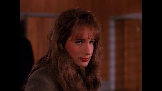 "David Duchovny's first TV role was as transgender FBI agent Dennis ""Denise"" Bryson in Season 2."