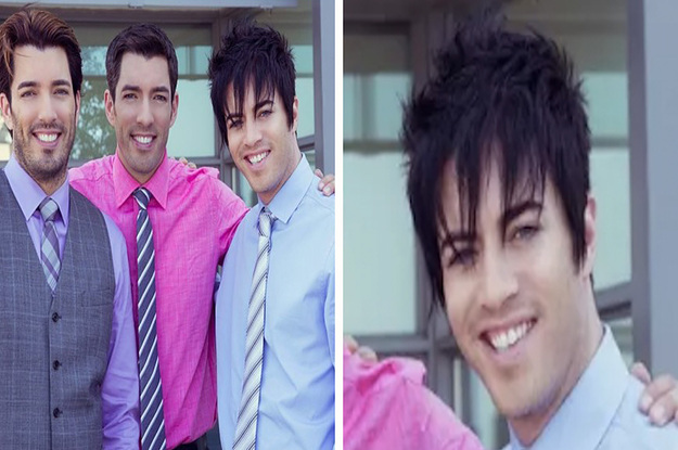 So There S A Third Property Brother And He Looks Like The Early 00s Version Of Other Two