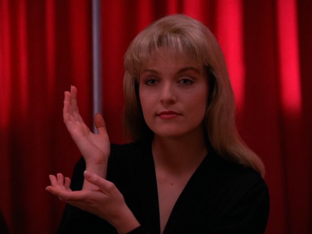 Sheryl Lee and David Lynch had even talked about there being a THIRD character for her to play.