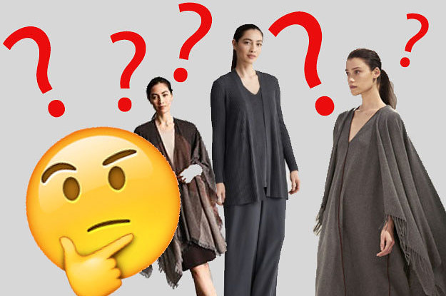 Pick An Outfit From Eileen Fisher And We'll Tell You Where You Are In Life