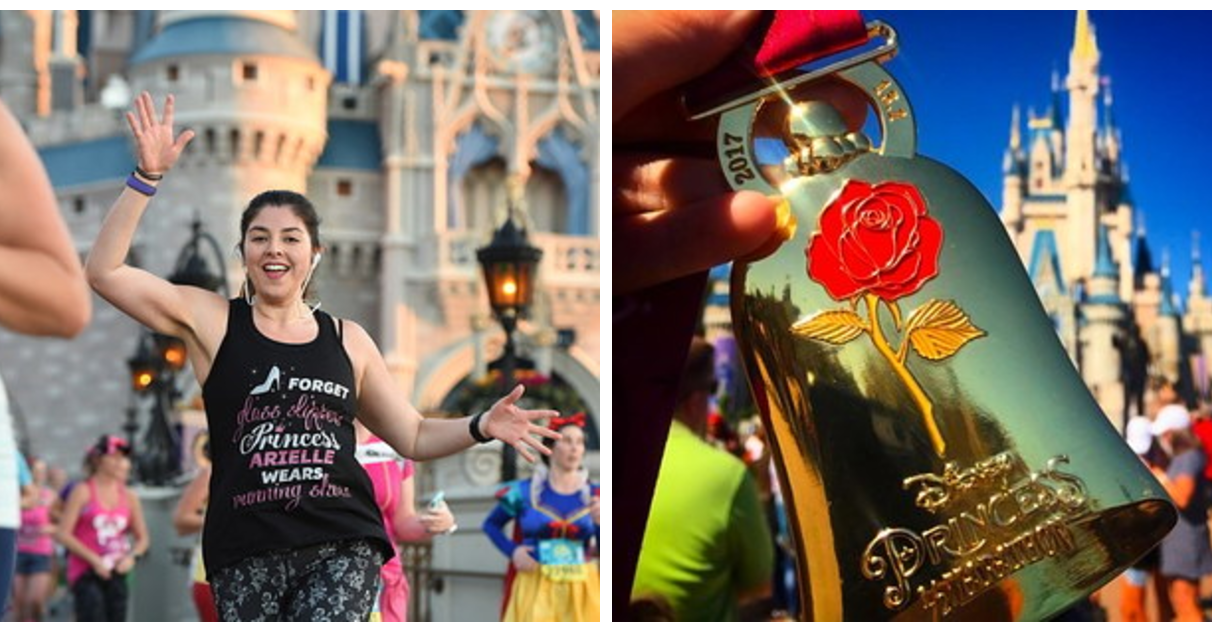 a58892cf270 27 Things I Learned From Running the Disney Princess Half-Marathon
