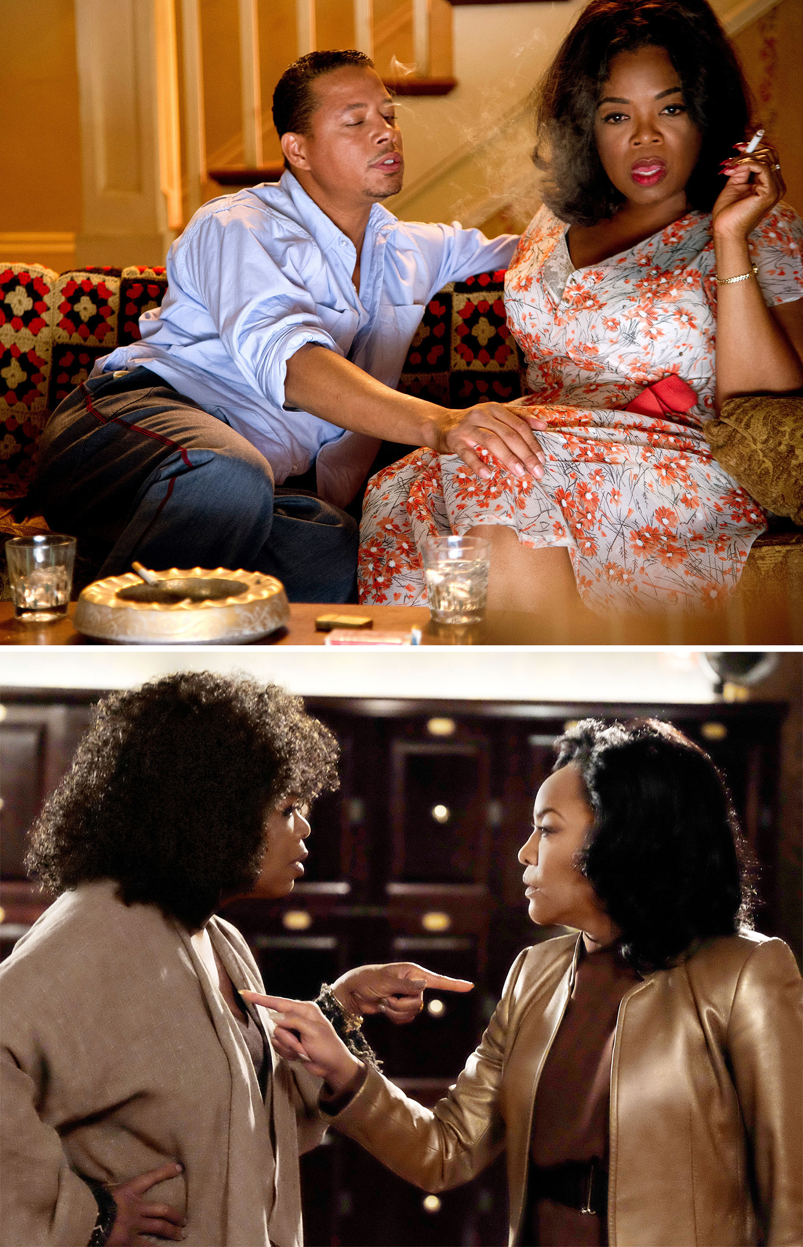 How Oprah Got Her Acting Groove Back