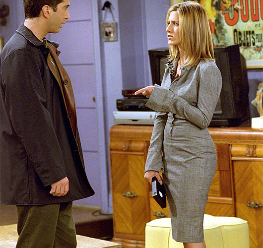 Ross Geller Dating History Friends Characters He Dated on the Show