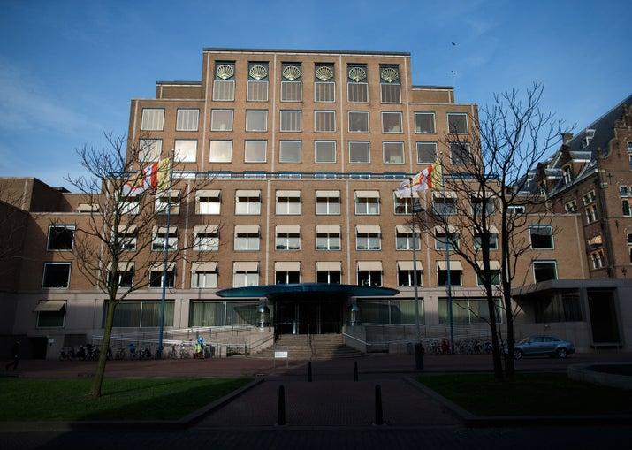 La sede de la Royal Dutch Shell Plc se encuentra en La Haya, Países Bajos