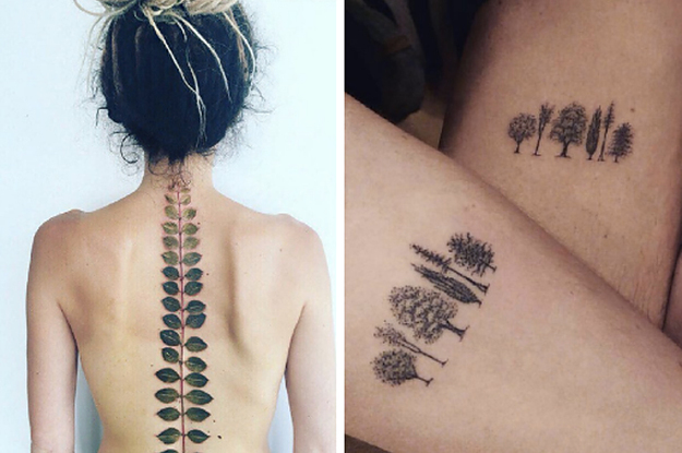 Buzzfeed celebrity tattoos for women