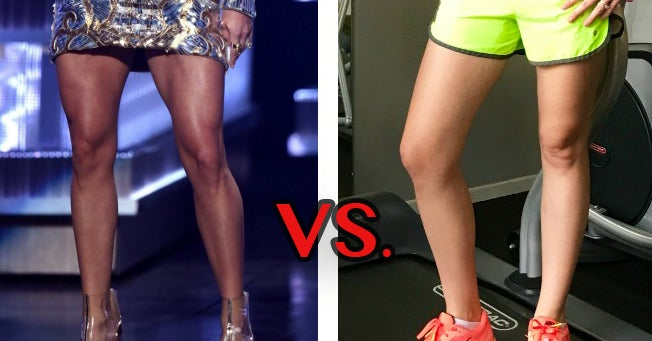 I Tried Carrie Underwood\'s Leg Workout And My Thighs Will Never Be ...