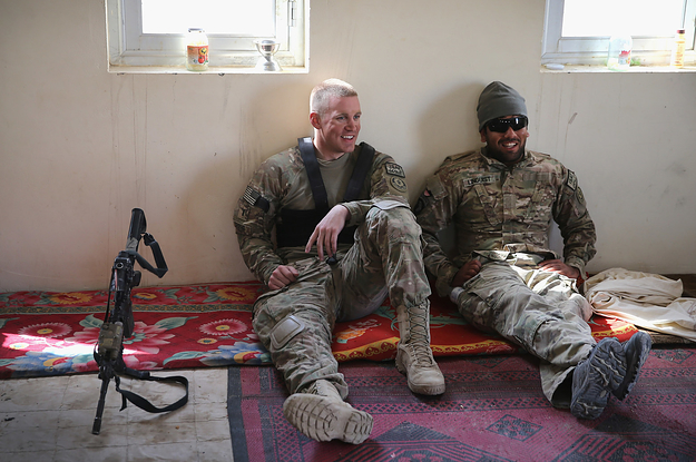 Congress Will Provide 2,500 More Visas For Afghan Interpreters
