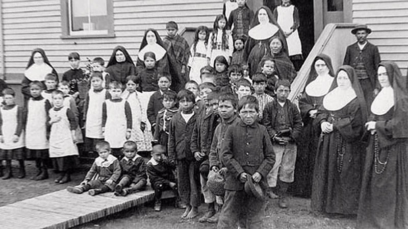 residential schools of the aboriginal people We were children: reactions from residential school reactions from residential school come from residential schools) easily judge the people.