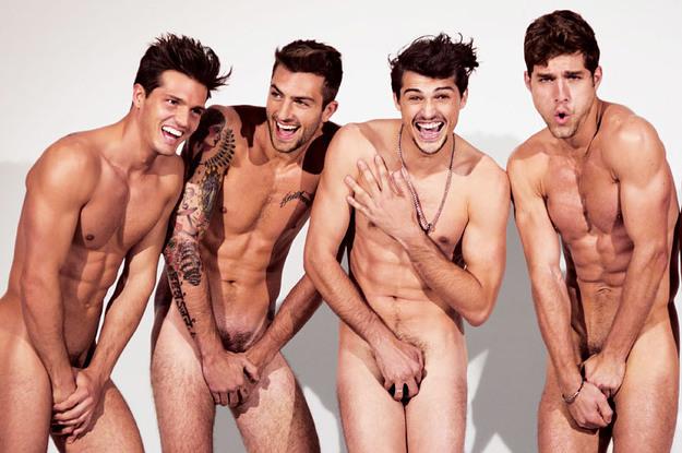 Typs of a naked boy photos