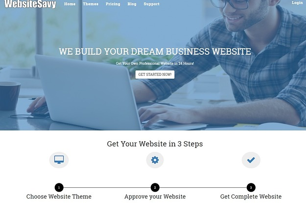 Get Your Own Professional Website