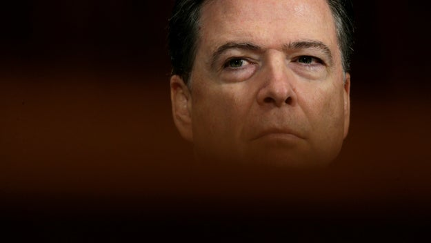 The White House said Comey had lost the public's confidence over his handling of the Hillary Clinton email investigation — but Democrats (and some Republicans) are concerned that Trump firing the guy leading an investigation into his campaign's possible ties to Russia is sketchy AF.