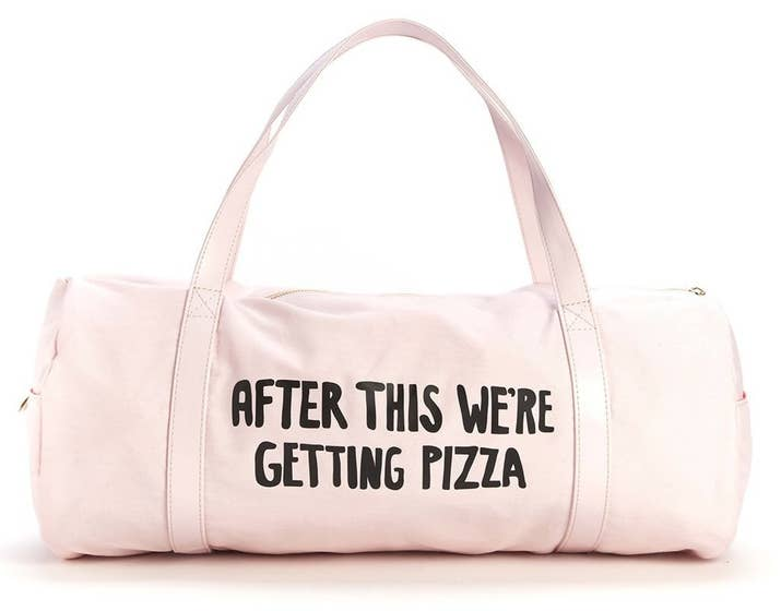 Get it from Amazon for $28.Have some bridesmaids that hate pizza? Check out our picks for the best weekender bags on Amazon here.