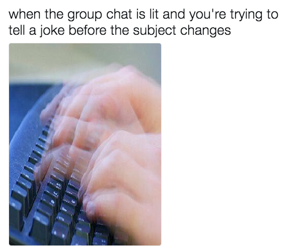 21 Memes To Send To Your Group Chat Immediately