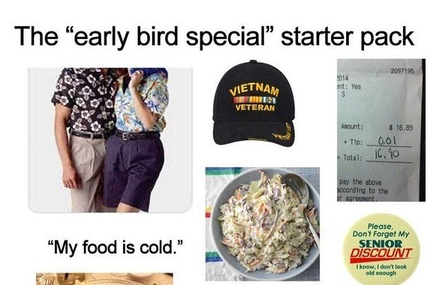 23 Hilarious Starter Pack Memes That Sum Up Literally