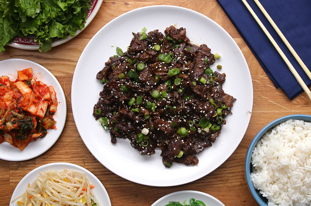 You Have To Try This Korean BBQ-Style Beef At Home