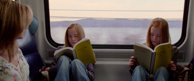 No, the twins did not get advance copies of the last Harry Potter novel, and they were disappointed because they're actually Potterheads.