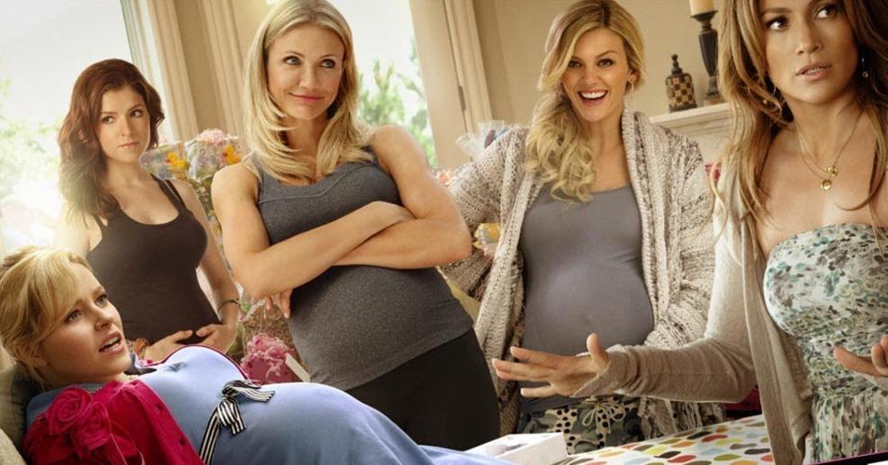 Фильм про беременную от