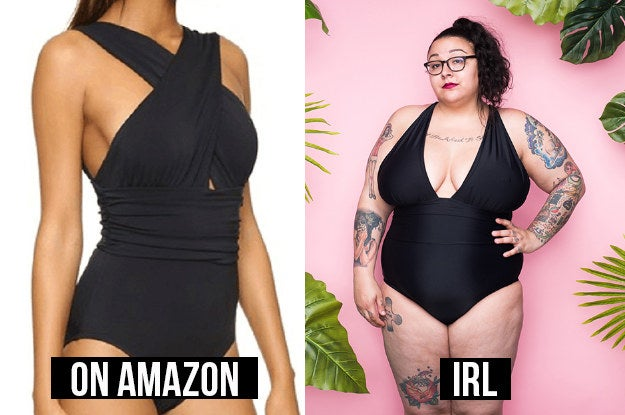 We Tried Amazons Best Rated Swimsuits To See If They Were Actually