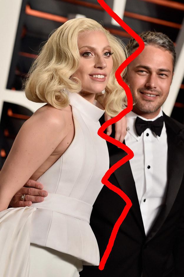 Gaga and Taylor...