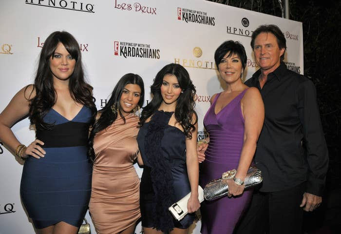 The Kardashians Are Related To The Hadids And Everybody Else