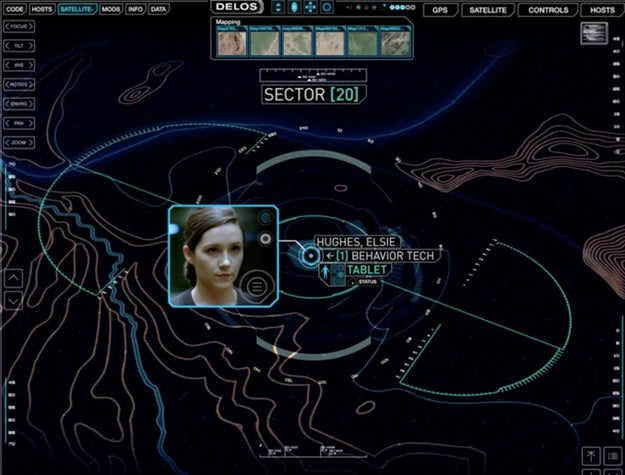 Elsie was attacked and thought to be killed in Sector 3, but a signal from her device came from Sector 20, indicating that maybe she's still alive.