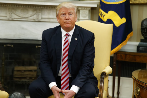 President Trump gave an extensive interview to The Economist about economic policy on May 4.