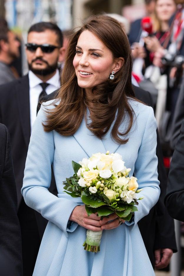She's the little sister of Kate Middleton, aka the Duchess of Cambridge.