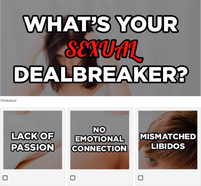 Whats my kink quiz