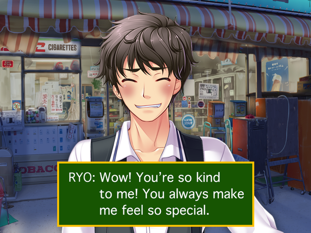 Dating sims in tokyo ryo