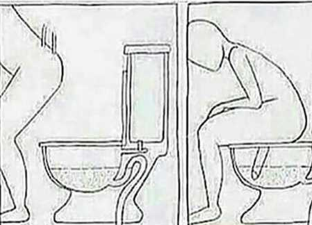 You can't take take a crap peacefully because no toilet is deep enough to accommodate your length.