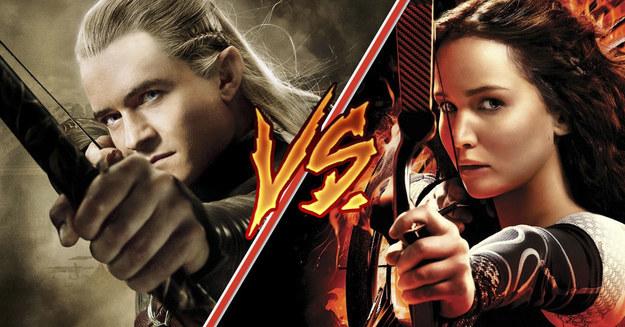 Si estos dos se agarran a flechazos, ¿quién ganaría?