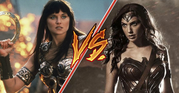 ¿Y cuál de estas dos princesas es más guerrera?