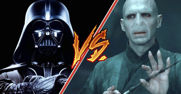Los dos están desfigurados y les gusta el color negro. ¿A quién le vas?
