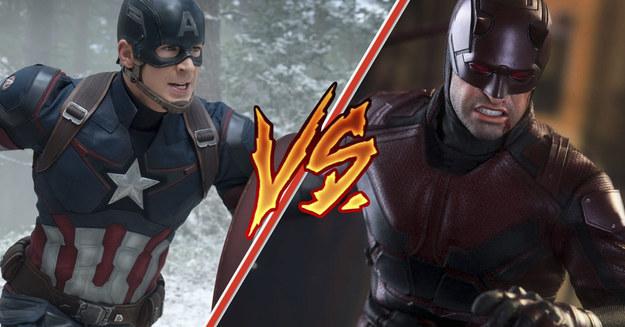 Si mañana estos dos se pelearan, ¿quién ganaría?