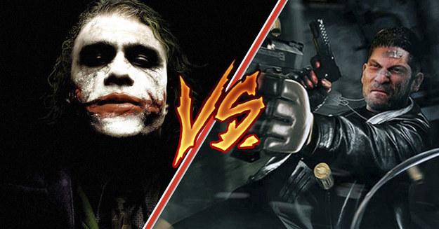 Esta es como si Batman decidiera usar armas de fuego. ¿Quién ganaría?