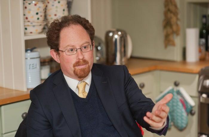 Julian Huppert, the current Liberal Democrat candidate for Cambridge.