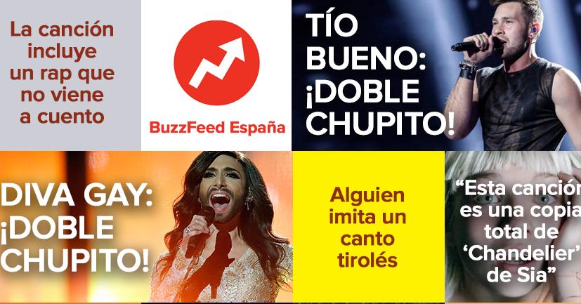 El Juego De Beber De Eurovisión 2017