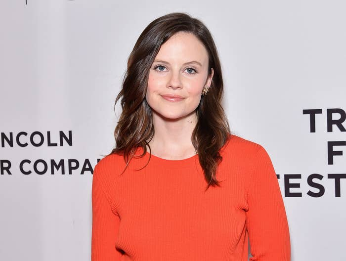 Sarah Ramos Says She Was The Ultimate Groupie Before She
