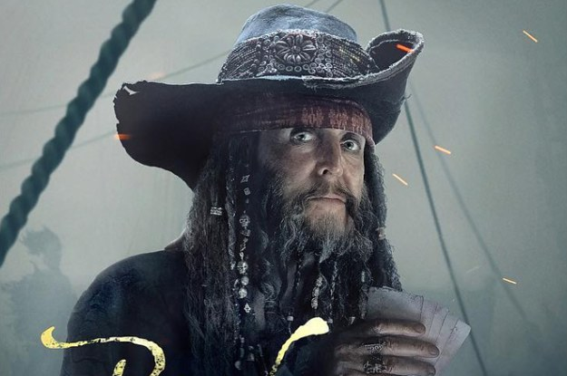 Paul McCartney Shared His New Look For The New Pirates Of The Caribbean Movie, And People Are Freaking Out