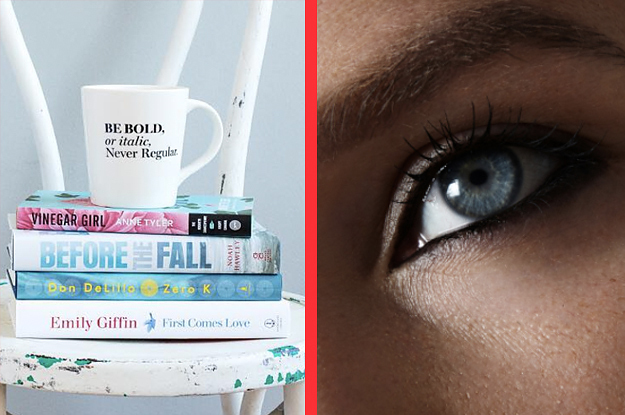 Shop In The Home Section Of Chapters And We'll Guess Your Eye Color