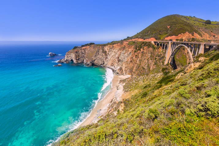 —Kbarr92Big Little Lies fans, put this one on your bucket list. Put a few pit stops on your road trip itinerary like Bixby Creek Bridge, Pfeiffer Beach, and the jaw-dropping McAway Falls.
