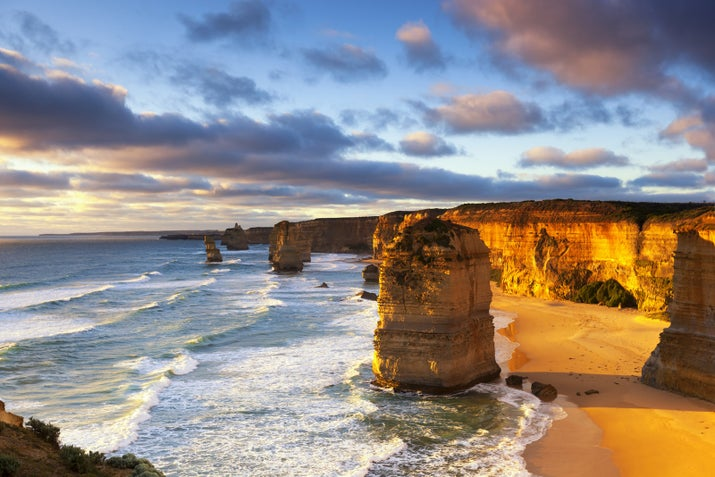 —Hannah Schneider, FacebookIf you find yourself in Australia, get behind the wheel and explore this 243-kilometer stretch of coastline past wineries, seaside towns, lighthouses, and the famous limestone towers known as the 12 Apostles.