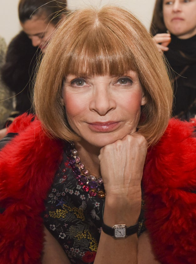 If you're in the mood for a story about two powerful women and ALSO pining for more of Anna Wintour's legendary bob, BOY HAVE I GOT NEWS FOR YOU.