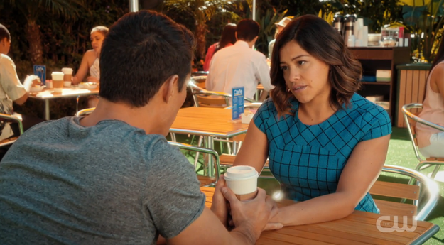 It's been three years (and eight episodes) since Michael Cordero died on Jane the Virgin — thanks to some fast-forwarding of time — and Jane is finally ready to start dating again.
