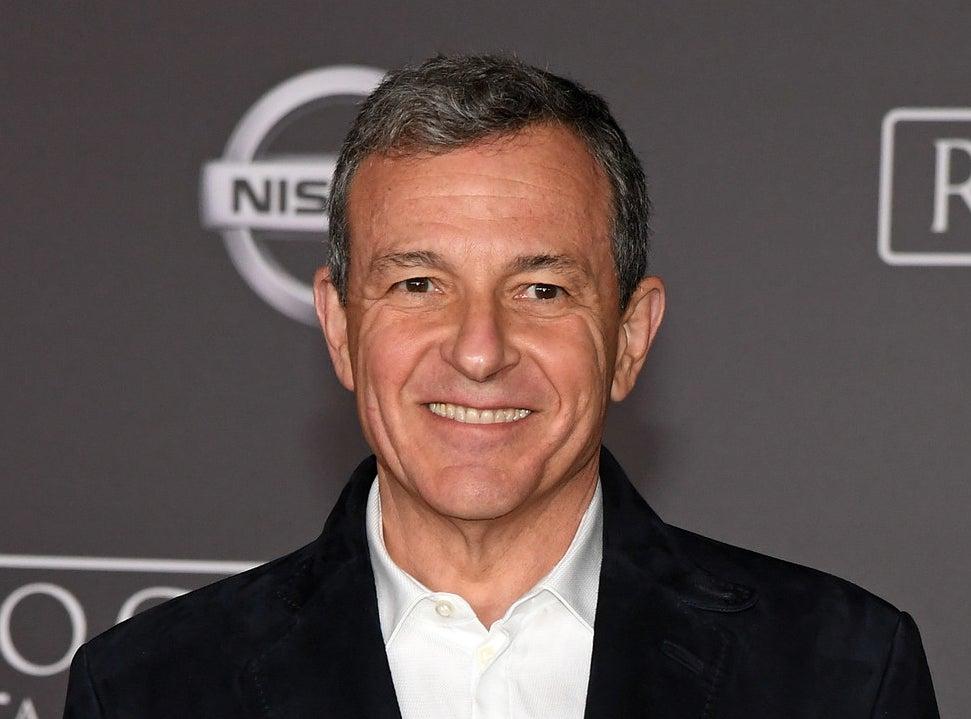Walt Disney Company Chairman and CEO Robert Iger